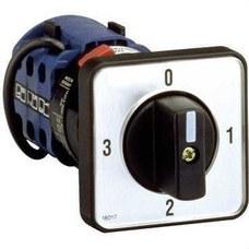 SCHNEIDER ELECTRIC 16017 Conmutador amperímetro de levas 3LN 900 20 A para diámetro 22,3mm