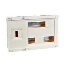 SCHNEIDER ELECTRIC 14114 Caja empotrar PRAGMA BASIC con 4+24 módulos ICP+48
