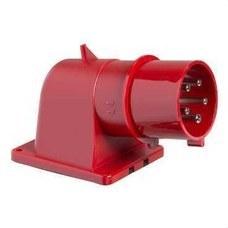 SCHNEIDER ELECTRIC 81809 Clavija empotrable 16A 3P+N+TT 380-415V IP44