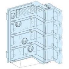 SCHNEIDER ELECTRIC 04060 Bloque conexión NS250 horizontal al POWERCLIP
