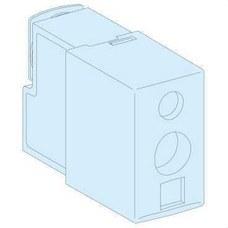 SCHNEIDER ELECTRIC 04152 Borne derivación POWERCLIP 1x16mm² (12u)