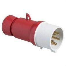 SCHNEIDER ELECTRIC PKE32M435 Clavija aérea 32A 3P+N+TT 380-415V IP44 tornillo