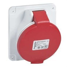 SCHNEIDER ELECTRIC PKF32F434 Base empotrar inclinada 32A 3P+TT 380-415V IP44