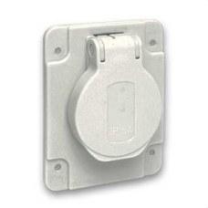 SCHNEIDER ELECTRIC PKS61G Base 10/16A 2P+TT apriete posterior 65x85 gris