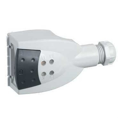 CONECTOR 10A, BI,SEL FASES,SIN CABLE
