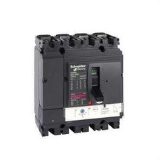 SCHNEIDER ELECTRIC LV430640 Interruptor magnetotérmico NSX160F TM160D 4P 3R