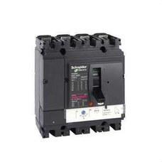 SCHNEIDER ELECTRIC LV430650 Interruptor magnetotérmico NSX160F TM160D 4P 4R