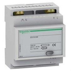 SCHNEIDER ELECTRIC CCTDD20011 Regulador iluminación SCU10-DIN 1500W