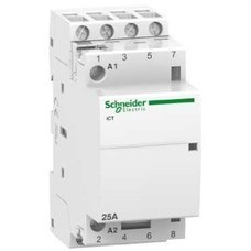 SCHNEIDER ELECTRIC A9C20834 Contactor ICT 25A 4 NA 230/240V CA