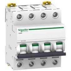 SCHNEIDER ELECTRIC A9F79440 Interruptor automático magnetotérmico iC60N 4P 40A curva-C
