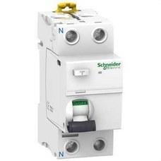 SCHNEIDER ELECTRIC A9R81240 Interruptor diferencial IDD 2P 40A 30mA clase-AC