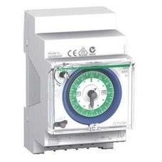 SCHNEIDER ELECTRIC CCT15365 Interruptor horario analógico IH 24h con 3 módulos 150h 1C-16A