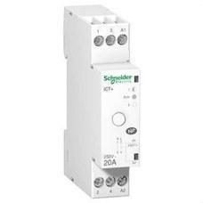 SCHNEIDER ELEC A9C15031 Contactor híbrido CT+1 NA 20A con mando