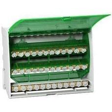SCHNEIDER ELECTRIC LGY412548 Repartidor modular 4P 125A con 48 conexiones