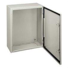 SCHNEIDER ELECTRIC NSYCRNG128300 Armario metálico CRNG 1200x800x300 con 1 puerta ciega