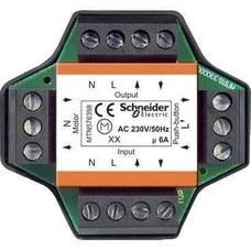 SCHNEIDER ELECTRIC MTN576398 Relé accionador múltiple 6A para persianas