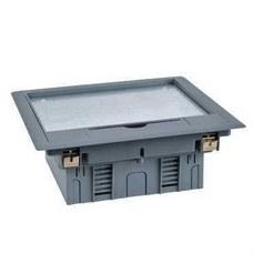 SCHNEIDER ELECTRIC ISM50524 Caja suelo para marcos con 2 módulos UNICA SYSTEM