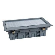 SCHNEIDER ELECTRIC ISM50538 Caja suelo para marcos con 4 módulos UNICA SYSTEM
