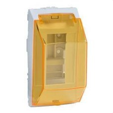 SCHNEIDER ELECTRIC U9.800.18 TAPA+SOPORTE APARAMENTA CENTRALIZADO BLANCO UNICA.SYS