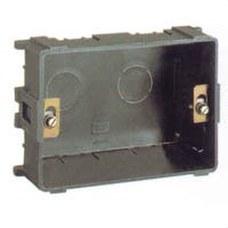 SCHNEIDER ELECTRIC 3081 CAJA PARA 2 MECANISMOS EUROPOLI
