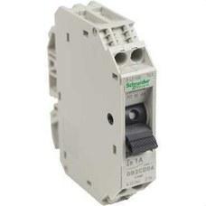 SCHNEIDER ELECTRIC GB2CD06 Disyuntor magnético 2P 1A