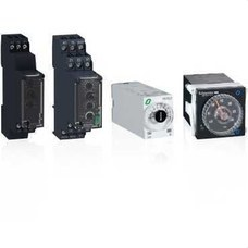 SCHNEIDER ELECTRIC RE48ATM12MW Temporizador analógico multifunción 24..240V AC/DC octal