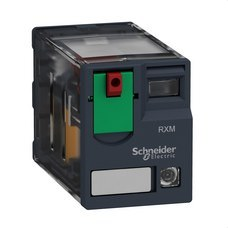 SCHNEIDER ELECTRIC RXM2AB2P7 Relé miniatura 12A 2 NA/NF con LED 230V CA