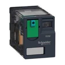 SCHNEIDER ELECTRIC RXM4AB1BD Relé miniatura 6A 4 NA/NF 24V CC