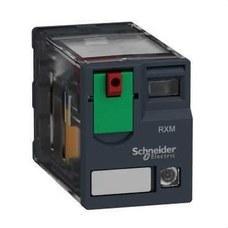 SCHNEIDER ELECTRIC RXM4AB2P7 Relé miniatura 6A 4 NA/NF con LED 230V CA