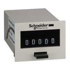 SCHNEIDER ELECTRIC XBKT50000U10M Totalizador 24V con 5 dígitos 20Hz