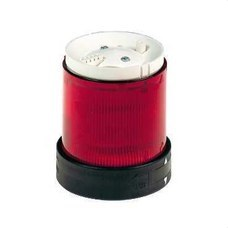 SCHNEIDER ELECTRIC XVBC2M4 Elemento luminoso señalización permanente led 230V rojo