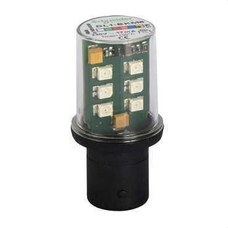SCHNEIDER ELECTRIC XVBL35 Baliza luminosa señalización permanente 10W naranja