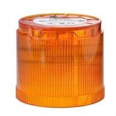 SCHNEIDER ELECTRIC XVEC35 Elemento luminoso incandescente 240V AC/CC MAX naranja