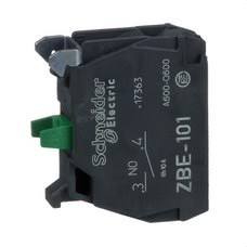 SCHNEIDER ELECTRIC ZBE101 Bloque contacto estándar simple 1 NA tornillo