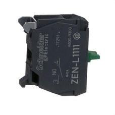 SCHNEIDER ELECTRIC ZENL1111 Bloque contacto estándar contacto abierto sobre placa