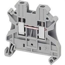 SCHNEIDER ELECTRIC NSYTRV22 Borne conexión tornillo 2 puntos 2,5mm² gris