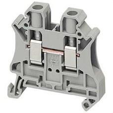 SCHNEIDER ELECTRIC NSYTRV62 Borne conexión tornillo 2 puntos 6mm² gris