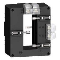 SCHNEIDER ELECTRIC METSECT5DD125 Transformador intensidad TI1250/5 doble salida 34x84mm