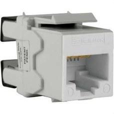 SCHNEIDER ELECTRIC DC6KYSTUWT Conector RJ45 categoría 6 UTP KEYSTONE blanco