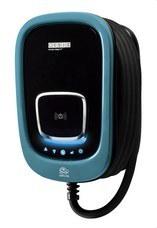 ORBIS OB94U220HA1 Cargador VIARIS UNI monofásico 7,4 kW manguera tipo 2 5m + Wifi