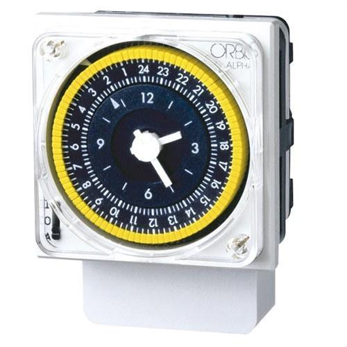 Interruptor horario analógico ALPHA D 230V