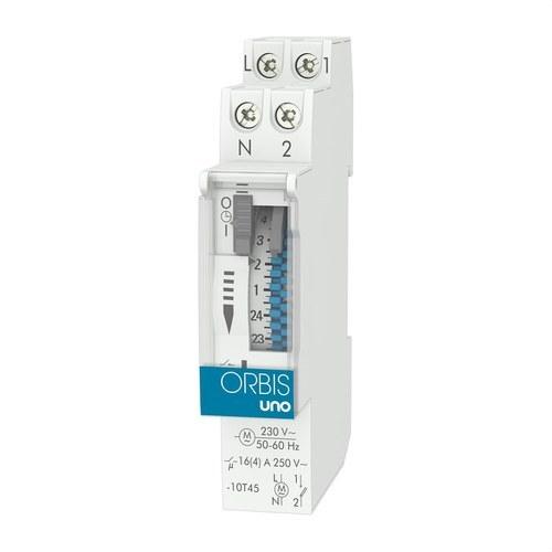 Interruptor horario modular UNO D 230V
