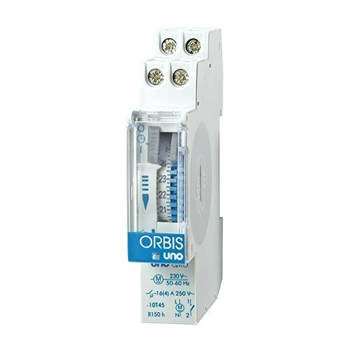 Interruptor horario modular UNO QRS 230V