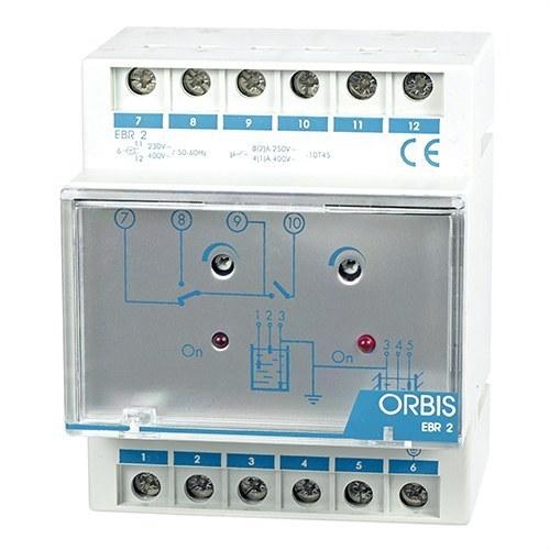 Control de nivel de líquidos EBR2 230V
