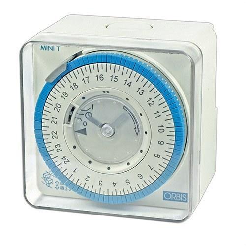 Interruptor horario analógico MINI T D 230V