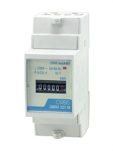 Equipo medidor de energía elétrico CONTAX 3221SO 230V