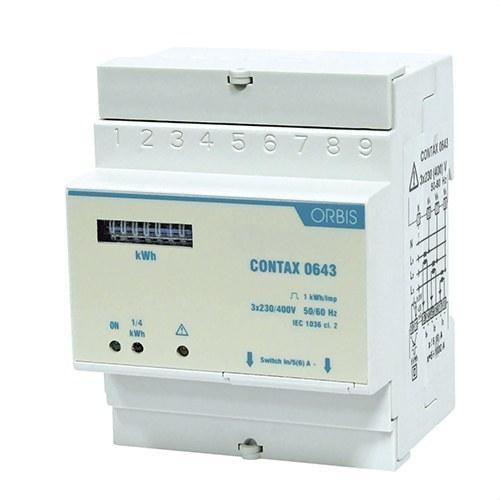Equipo medidor de energía elétrico CONTAX-0643-SO