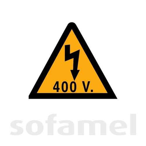 SEÑAL ADH.380V 52 MM VT-400V55