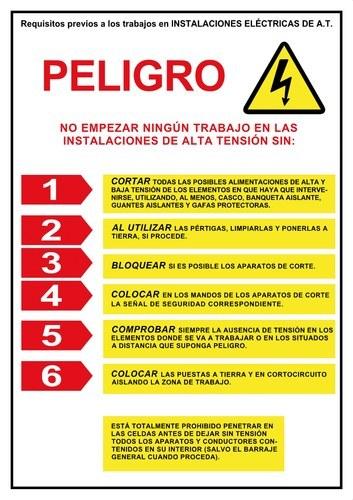 SEÑAL REQ.PREV.420X297 MM RTE-42P