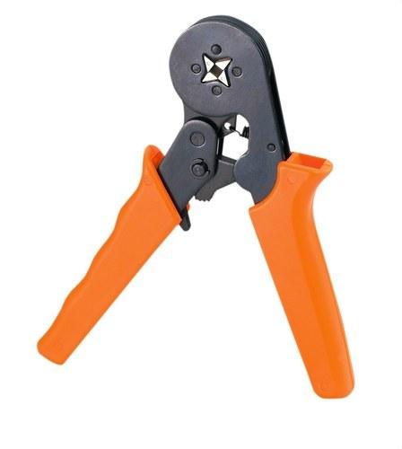 Pinza universal puntera hueca SF-42 0,5-6mm²